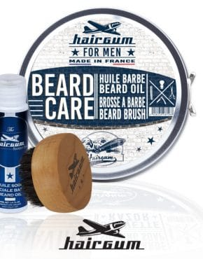 Coffret soin barbe Hairgum
